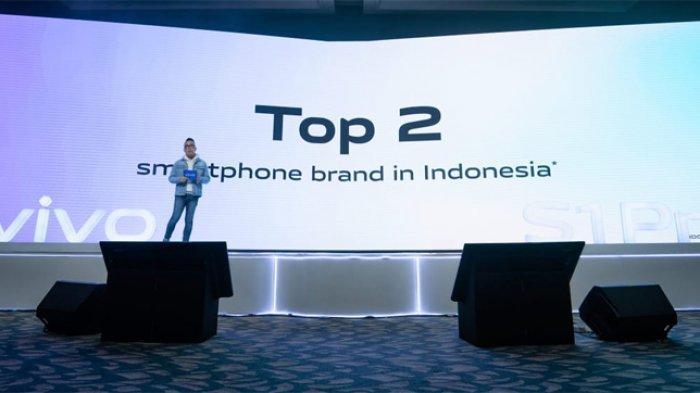 Vivo Menjadi Brand Terbaik Ke 2 di Indonesia, Berkat Inovasi Pada Setiap Produknya