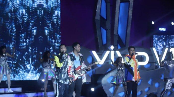 Vivo V15 Go Up Grand Launch Resmi Dimulai! 20.08 WIB