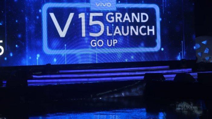 Stay Tune! Vivo V15 Go Up Grand Lauch Akan Segera Dimulai! 19.18 WIB