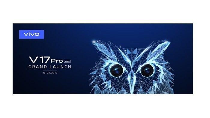 vivo V17 Pro Siap Meluncur di Indonesia