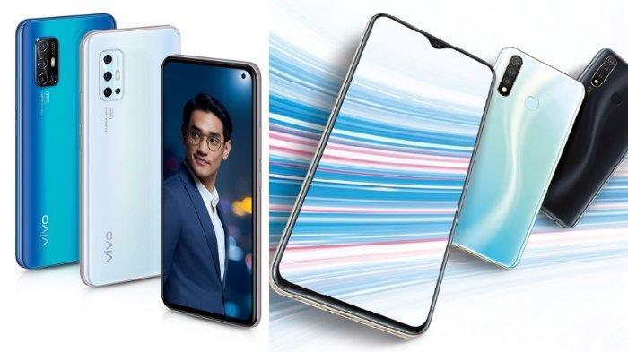 TERBARU Daftar Harga HP Vivo Januari 2021: Vivo Y51, Vivo V11, Vivo Y19 hingga Vivo X50 Pro