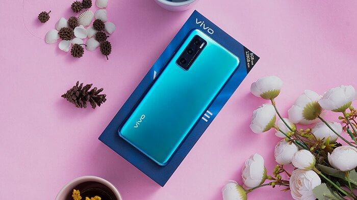 Vivo V20 SE Aquamarine Green.