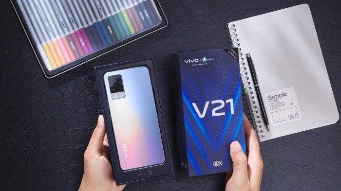 Vivo V21 5G baru juga