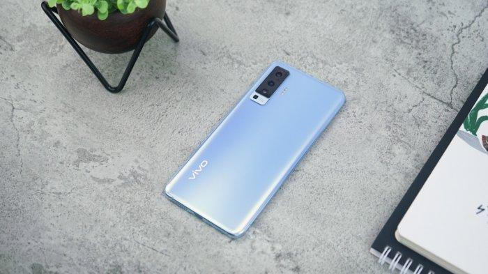 Vivo X50 Hadir dengan Desain Ramping dan Trendy, Kameranya Bisa Zoom 20 Kali