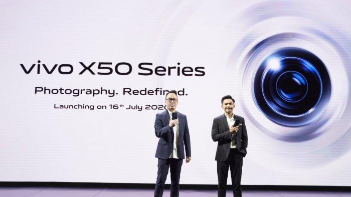 Harga dan Spesifikasi Vivo X50 dan Vivo X50 Pro, Resmi Meluncur di Indonesia Hari Ini