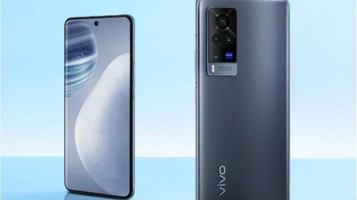 Vivo X60 Series Bawa Fitur 5G dan Snapdragon 870 SoC Pertama di Indonesia