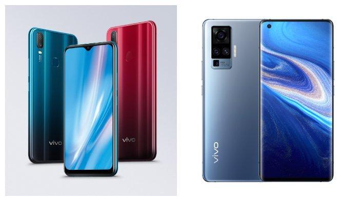 Update Harga HP Vivo Januari 2021: Vivo Y11, Vivo Y19, Vivo V19 hingga Vivo X50 Pro