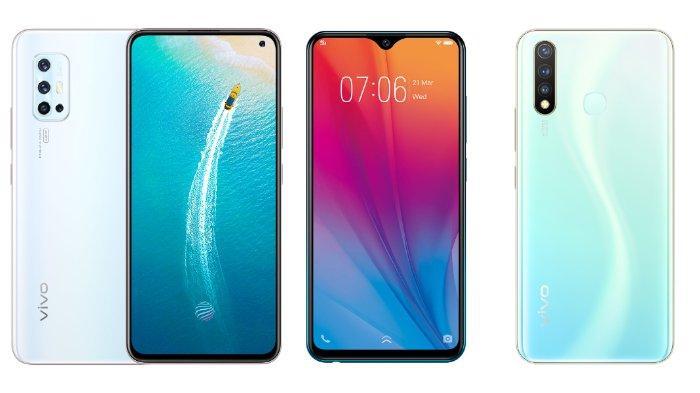 Daftar Harga HP Vivo Bulan Juni 2020: Vivo Y30, Vivo Y50, Vivo V19, Vivo V15 Pro, hingga Vivo S1 Pro