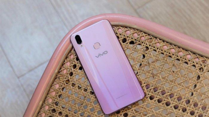 5 Alasan Kenapa Kamu Harus Memiliki Vivo V11 Fairy Pink Tribunnews Com Mobile