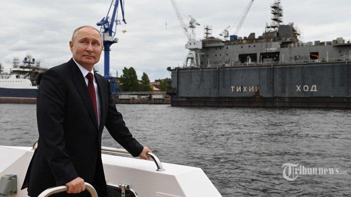 Rusia Masih Anggap Taliban Sebagai Kelompok Teroris, Vladimir Putin: Hati-hati Jalin Hubungan