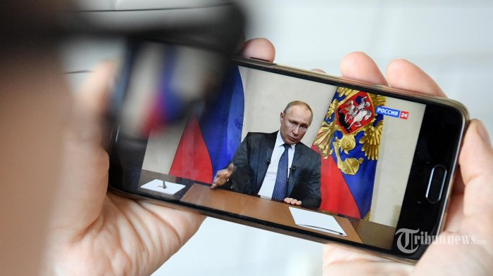 78 Persen Warga Rusia Ingin Vladimir Putin Berkuasa hingga 2036
