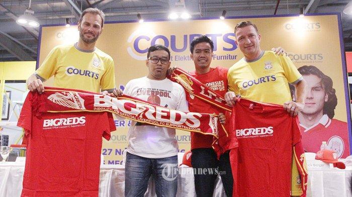 MU vs Liverpool: Alisson Becker Bakal Tampil Bagus kata Ketua Bigreds Indonesia