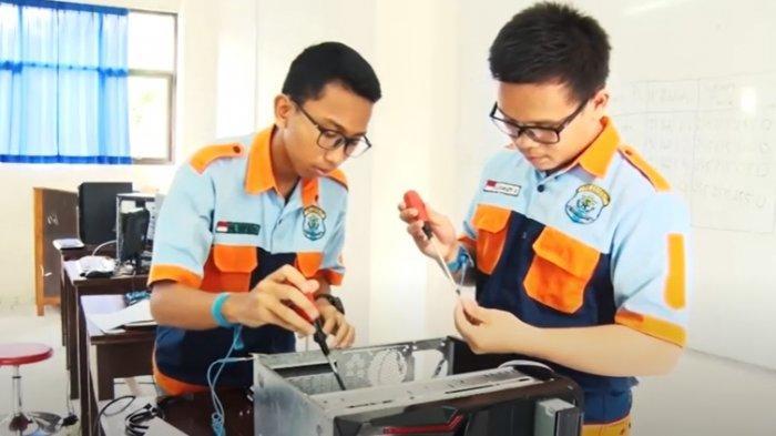 Soal dan Jawaban TVRI Jenjang SMA/SMK, Selasa 14 Juli 2020: Materi Vokasi Pilihan Masa Depan