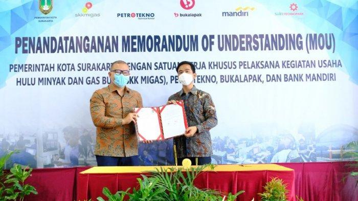Pemkot Surakarta dan Petrotekno Sepakati Kerja Sama Pengembangan Pelatihan Solo Techno Park