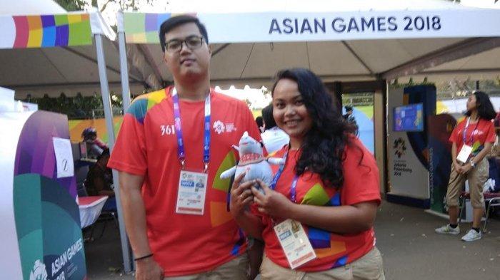 Cinlok Relawan Asian Games dan Bule Australia, Tak Berharap Cintanya Berbalas, Takut Dicap Pelakor