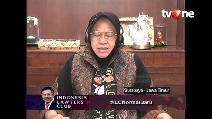 Karni Ilyas Minta Klarifikasi Zona Merah Surabaya, Risma Tak Peduli Status : Fokus ke Warga