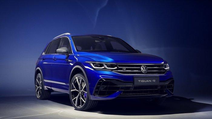 VW Tiguan Facelift Tampil dengan Varian Baru