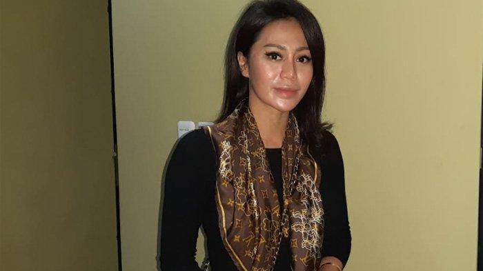 Vicky Zainal saat ditemui di kawasan Pondok Labu, Jakarta Selatan, Kamis (6/5/2021).