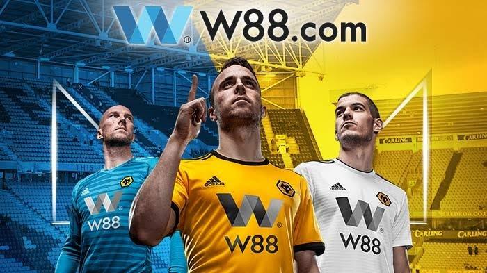 W88 Resmi Jadi Sponsor Jersey Wolves Selama 2 Tahun