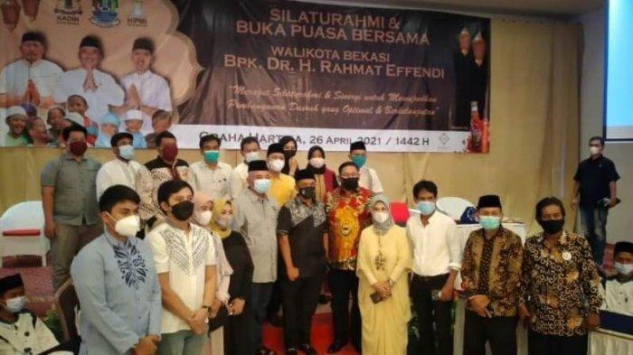 Kadin dan HIPMI Sebut Pihaknya yang Mengundang Wali Kota Bekasi Hadir pada Buka Puasa Bersama