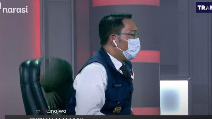 Wacana Terdapat Ancaman Hukuman bagi Penolak Vaksin Covid-19, Ridwan Kamil: Belum Perlu