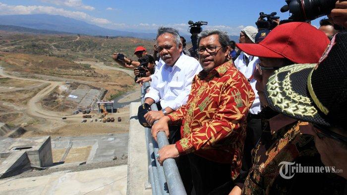 Kunjungan Kerja ke Jabar, Presiden Tinjau Bendungan Jatigede