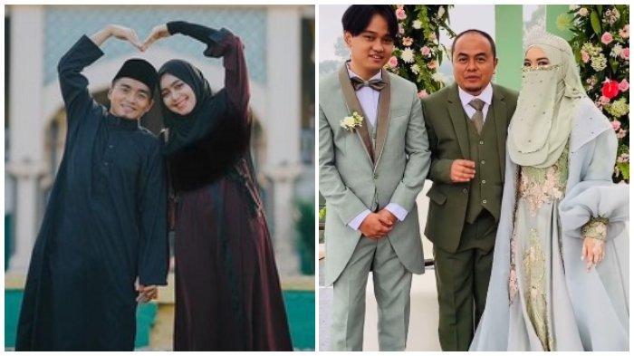 Adik Taqy Malik Menikah, Suami Sherel Thalib Kenang Masa Kecil Bersama: Antara Sedih dan Bahagia