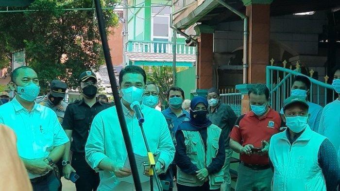 Wagub DKI Imbau Masyarakat Jalani Isoman di Fasilitas Pemerintah