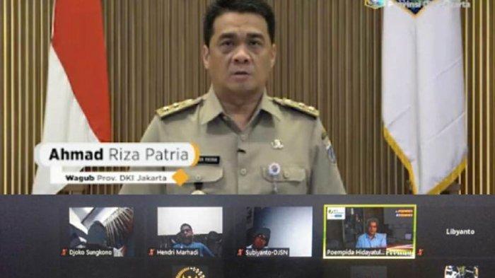 Wagub Sebut DKI Merupakan Kontributor Terbesar Iuran BP Jamsostek Nasional