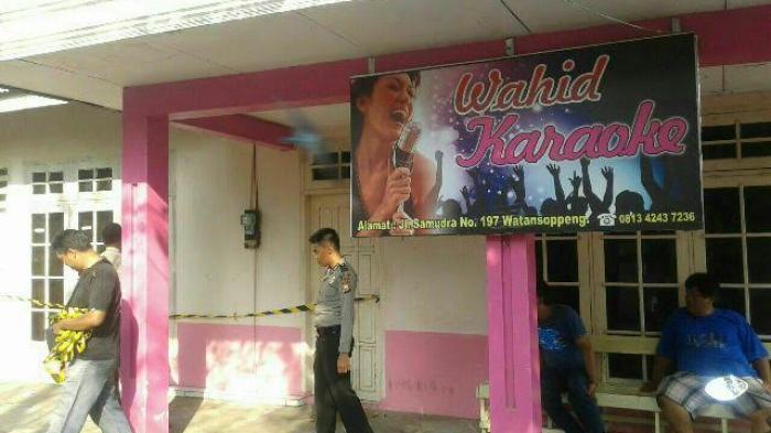 Tak Terima Dipanggil Nama, Oknum Polisi Pukuli Pramuria Karaoke