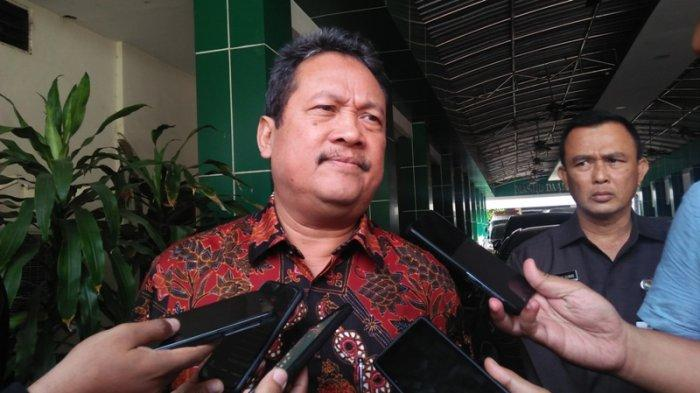 Wakil Menteri Pertahanan Republik Indonesia Sakti Wahyu Trenggono