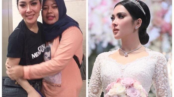 Biasa Tampil Cetar, Wajah Keriput Syahrini Saat Foto Bareng Fans Jadi Sorotan