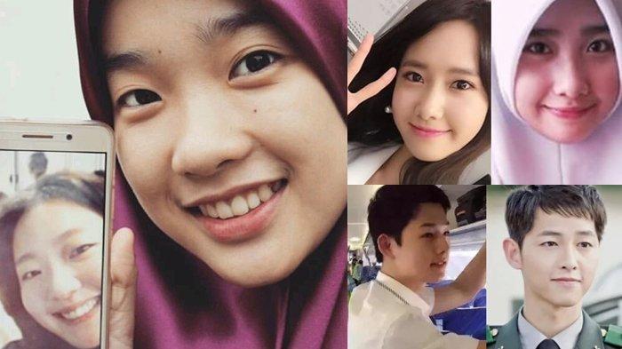 8 Orang Biasa Yang Viral Lantaran Mirip Artis Korea Seperti Kembar Yang Terpisah Halaman All Tribunnews Com
