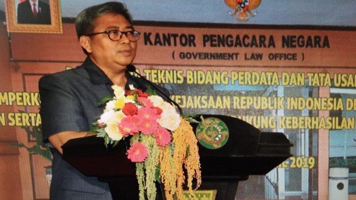 Profil Wakil Jaksa Agung Arminsyah yang Meninggal Akibat Kecelakaan di Tol Jagorawi