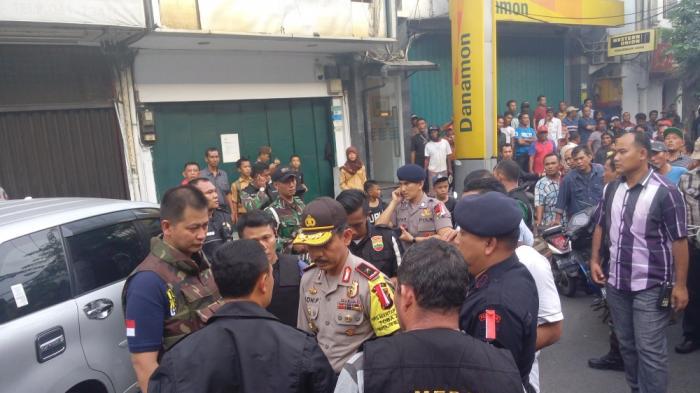 Wakapolda Sumut Turun Amankan Kantor MPW Pemuda Pancasila Sumut