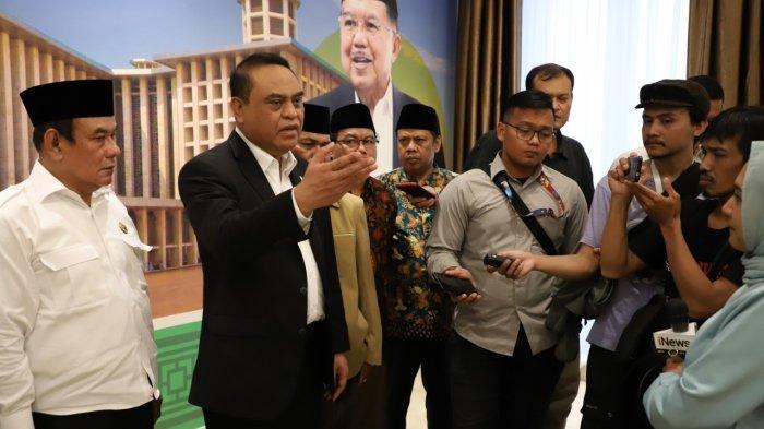 Wakil Ketua Umum DMI: Masjid Bukan untuk Kegiatan Politik Praktis