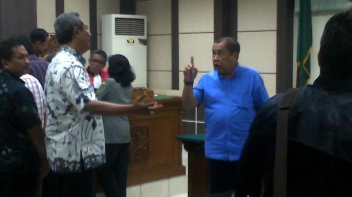 Wakil Bupati Kudus Diancam Tembak oleh Tersangka Korupsi