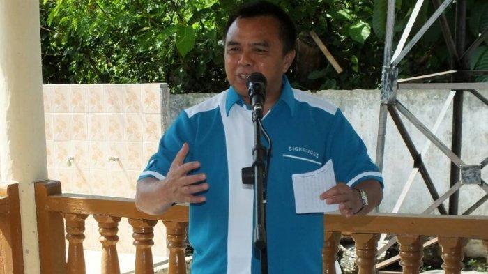 Wakil Bupati Way Kanan Lampung, Edward Antony meninggal dunia, Minggu (16/8/2020).