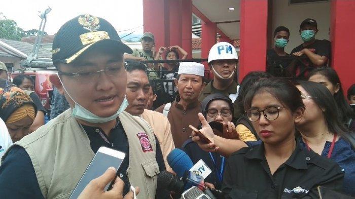 Wagub Banten Ikut Dampingi Pemberian Bantuan Golkar kepada Masyarakat agar Tepat Sasaran