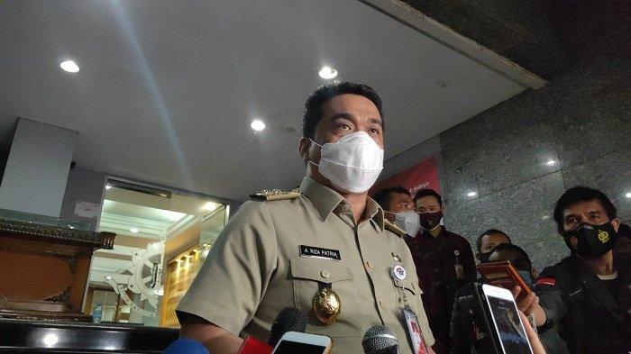 DKI Keluar dari Zona Merah Covid-19, Wagub Ahmad Riza Patria Panjatkan Syukur