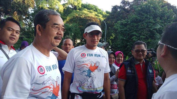 IDI Fun Run Tak Hanya Lari, Ada Aerobik, Senam Jantung hingga Pengobatan Akupuntur