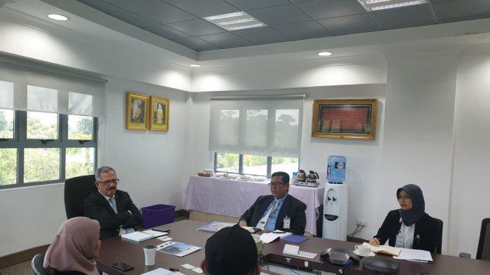 KBRI Jajaki Peluang Kerja Sama Industri Pupuk Dengan Brunei Fertilizer Industries