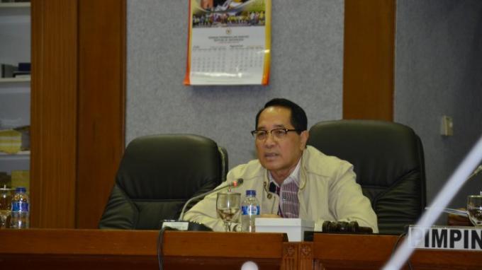 Wakil Ketua Badan Legislasi :
