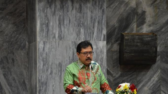 BURT Usul RKA DPR RI Tahun 2022 Sebesar Rp 7,9 Triliun