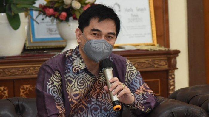 BURT DPR Jajaki RSUD Berkah Pandeglang Sebagai RS Provider
