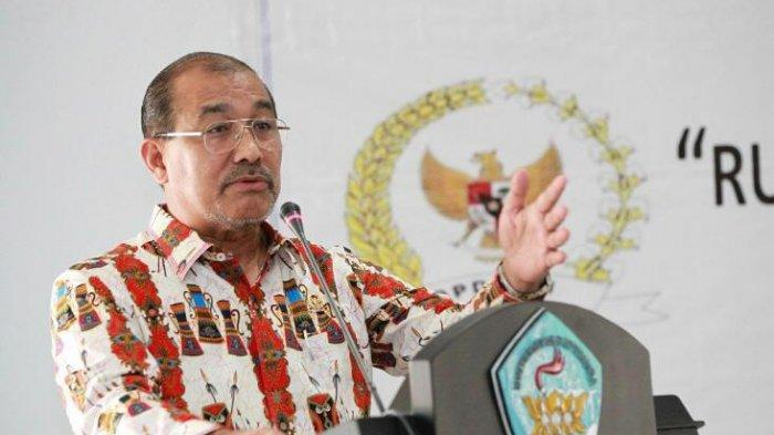 Akui Ada 2 Polemik Internal Terkait Reydonnyzar Moenek, DPD: Kita Tunggu Saja Jawaban Presiden