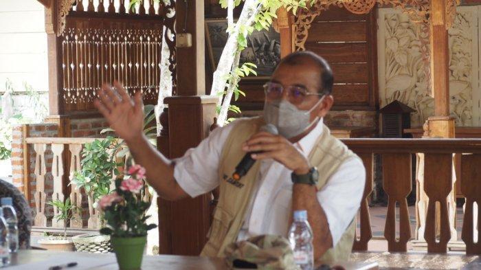 DPD RI Ajak Pelaku UMKM Perbaiki Strategi Pasca Pandemi Covid-19