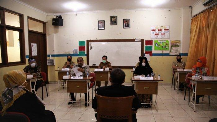DPD RI Tinjau Persiapan New Normal di Sekolah