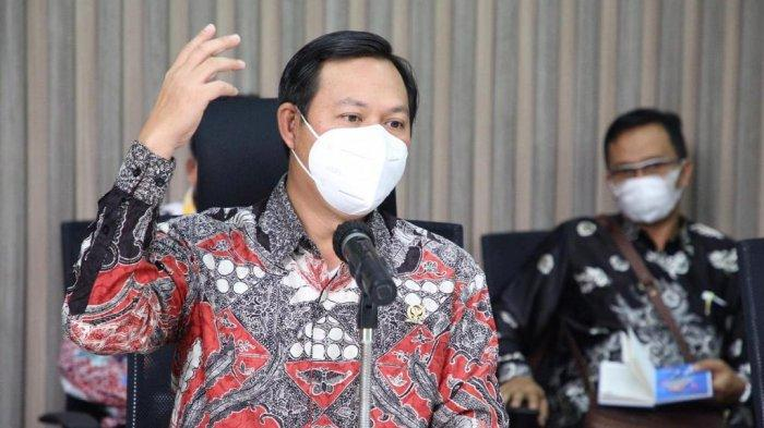 Bertemu Wamendag, Sultan B Najamudin Salurkan Aspirasi Bengkulu Selatan Dan Bengkulu Tengah