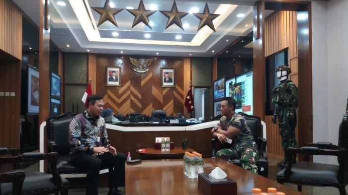 Di Hari Jadi TNI, Waket DPD RI Dorong Kolaborasi TNI-Pemda Jaga Ketahanan Ekosistem Hutan